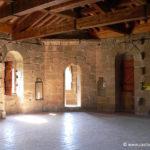Chateau d'Arques - 2e étage du donjon