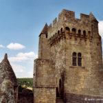 Chateau de Beynac - Tour sud