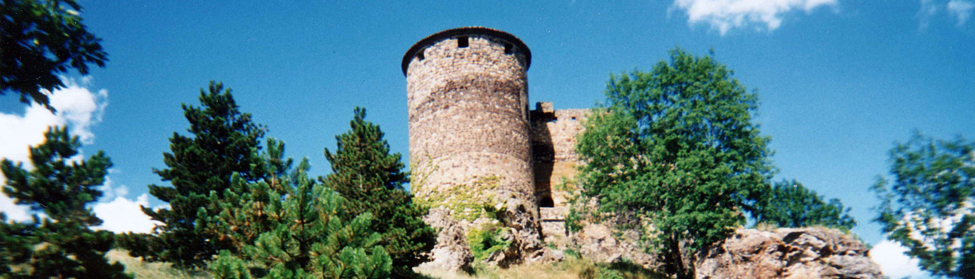 Chateau de Busseol