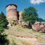Chateau de Busséol