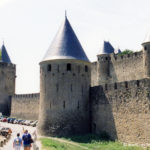 Cité de Carcassonne - La double enceinte