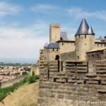 Cité de Carcassonne - Le chateau comtal