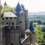 Cité de Carcassonne - La porte Aude
