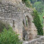 Chateau de Chalencon- L'entrée