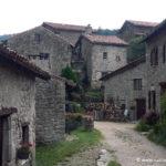 L'ancien village de Chalencon