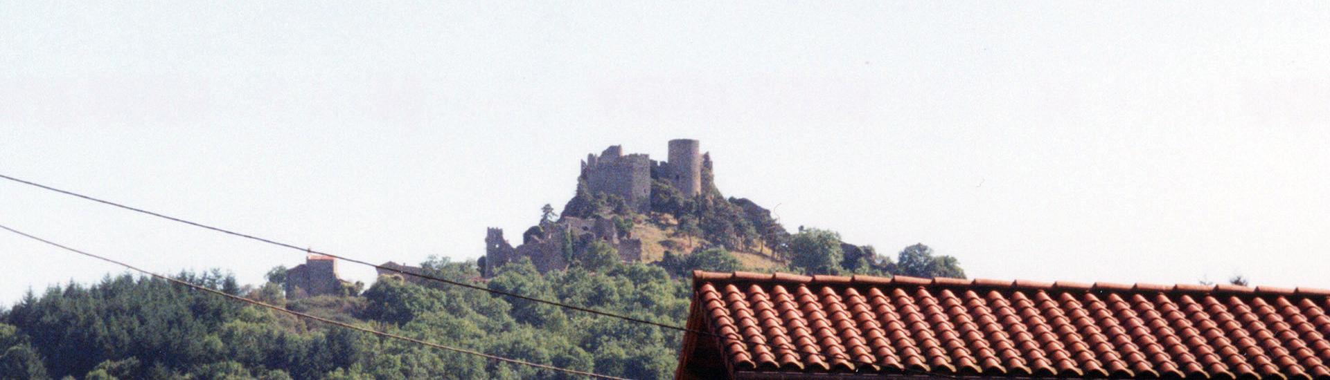 Chateau de Couzan