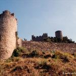 Chateau de Couzan - Vue du nord