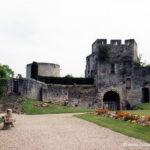 Chateau de Gisors - La porte du Gouverneur, entrée principale