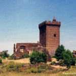 Château de Polignac - Le donjon