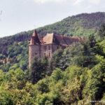 """Château de Polignac - La demeure """"Moderne"""""""