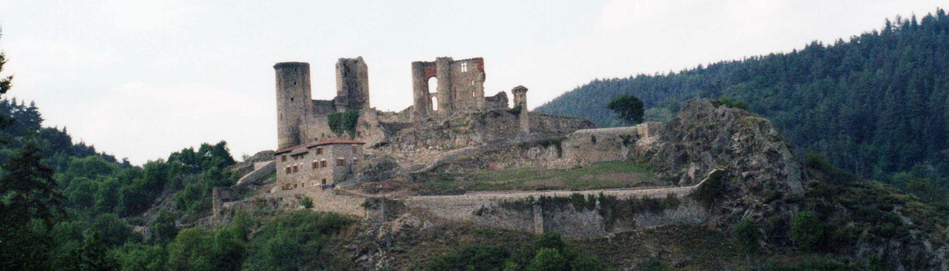 Château de Rochebaron