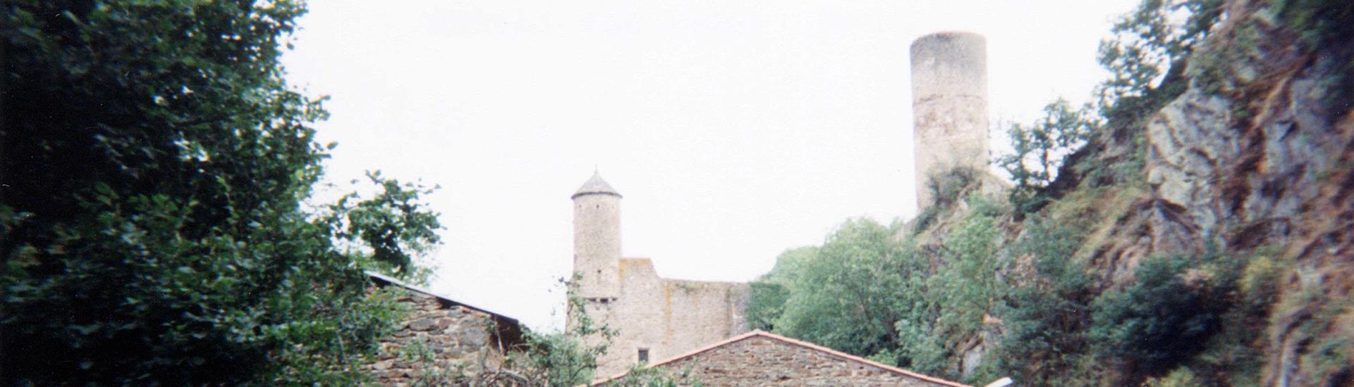 Château de St Floret