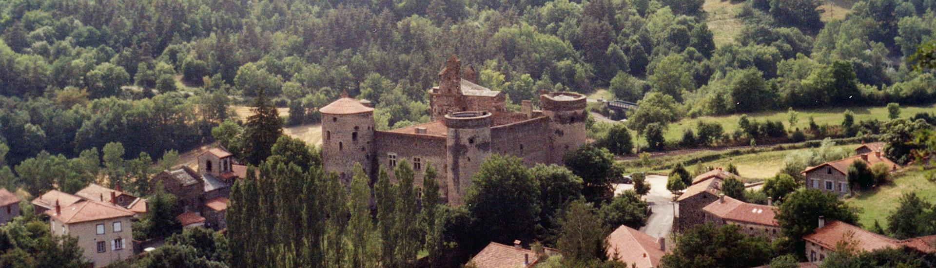 Château de St Vidal