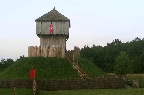 Fortification médiévale