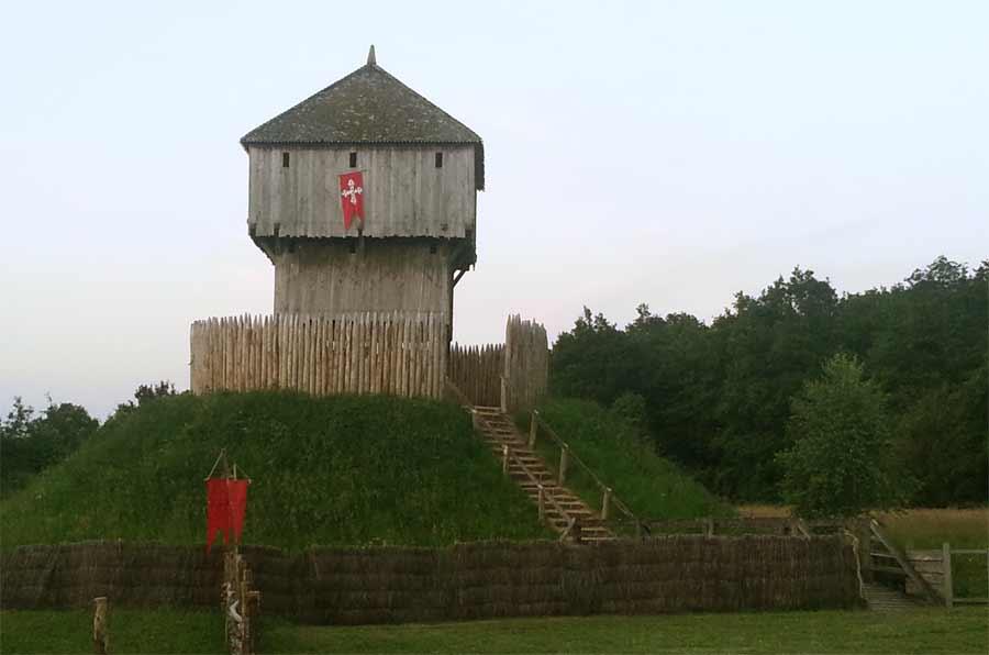 Château à motte