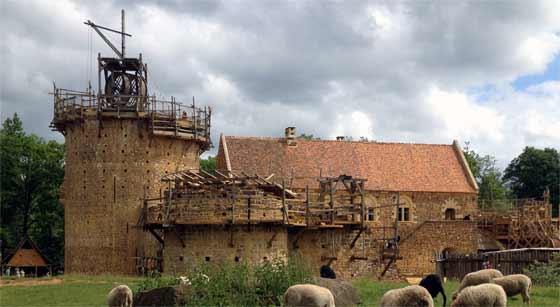 Château de Guedelon